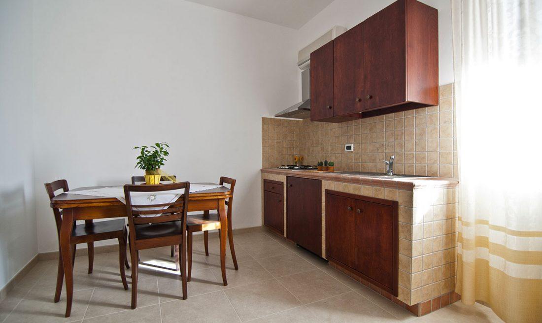 appartamento alessano camelia bianca casa vacanze la scisa appartamenti nel salento cucina