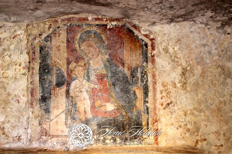 Cripta della B.V di Coelimanna