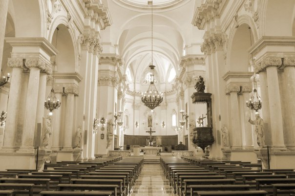 Chiesa madre S.S. Salvatore Alessano